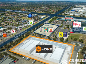 Shop & Retail commercial property for lease at Cafe/87 Princes Highway Dandenong South VIC 3175