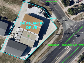 Factory, Warehouse & Industrial commercial property for lease at 2-8 Atlantic Drive Loganholme QLD 4129