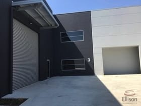 Offices commercial property for lease at 3/9 Cairns Street Loganholme QLD 4129