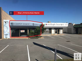 Showrooms / Bulky Goods commercial property for lease at Unit 1/95 Norma Road Myaree WA 6154