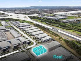Offices commercial property for lease at 74-86 Indian Drive Keysborough VIC 3173