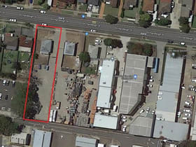 Factory, Warehouse & Industrial commercial property for lease at Industrial Holding Yard/143 Orchardleigh Street Old Guildford NSW 2161