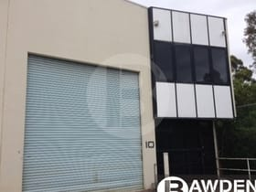 Factory, Warehouse & Industrial commercial property for lease at 10/10 FERNGROVE PLACE South Granville NSW 2142