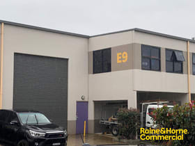 Factory, Warehouse & Industrial commercial property for lease at E9/5-7 Hepher Road Campbelltown NSW 2560