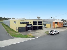 Factory, Warehouse & Industrial commercial property sold at 43 & 47 Hayward  Street Stafford QLD 4053