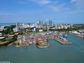 Hotel, Motel, Pub & Leisure commercial property for sale at 10 Frances Bay Drive Darwin City NT 0800