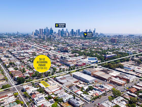 Industrial / Warehouse commercial property sold at 50-52 Alexandra Parade Clifton Hill VIC 3068