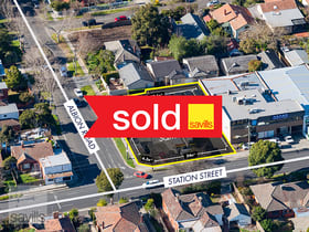 Development / Land commercial property sold at 500 Station Street Box Hill VIC 3128