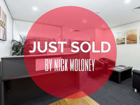 Offices commercial property sold at Suite 305/118 Christie Street St Leonards NSW 2065