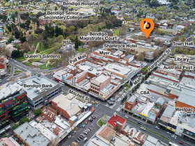 Shop & Retail commercial property sold at 96-98 Pall Mall Bendigo VIC 3550