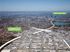 Development / Land commercial property for sale at 65 Edward Street & 88 Roberts Street Osborne Park WA 6017