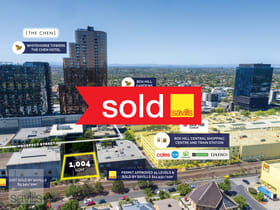 Development / Land commercial property sold at 13 Prospect Street Box Hill VIC 3128