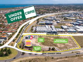 Shop & Retail commercial property sold at 2-4 Saltaire Way Port Kennedy WA 6172