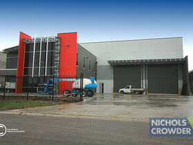 Factory, Warehouse & Industrial commercial property sold at 5 Endeavour  Court Dandenong South VIC 3175