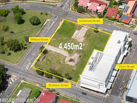 Development / Land commercial property for sale at 2-4 Brisbane Street Ipswich QLD 4305