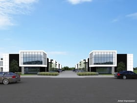 Industrial / Warehouse commercial property sold at 2/9 Peterpaul Way Truganina VIC 3029