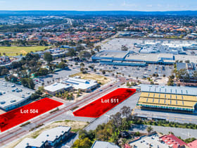 Development / Land commercial property for sale at Lot 504 & 511 Milldale Way Mirrabooka WA 6061