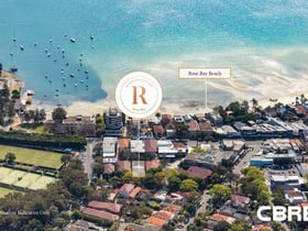 Development / Land commercial property for sale at 6-8 Richmond Road Rose Bay NSW 2029