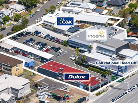Showrooms / Bulky Goods commercial property sold at 255-257  Gympie Road Kedron QLD 4031