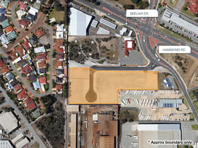 Development / Land commercial property for sale at 97 Hammond Road Cockburn Central WA 6164