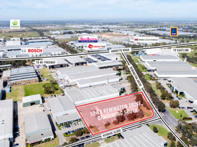 Factory, Warehouse & Industrial commercial property sold at 52-58 Remington Drive Dandenong South VIC 3175