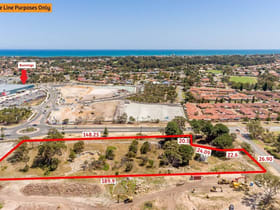 Development / Land commercial property for sale at 96 Leisure Way Halls Head WA 6210
