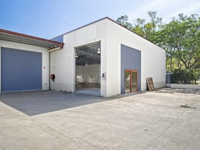 Factory, Warehouse & Industrial commercial property for sale at 5/21-23 Carlo Drive Cannonvale QLD 4802