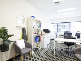 Offices commercial property sold at Suite 635/1 Queens Road Melbourne 3004 VIC 3004