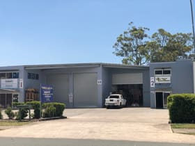 Industrial / Warehouse commercial property sold at 2/43 Neumann Road Capalaba QLD 4157