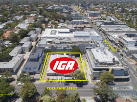Shop & Retail commercial property sold at 10-12 Cochrane Street Brighton VIC 3186