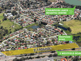 Medical / Consulting commercial property for sale at Lot 27 Westfield Road Camillo WA 6111