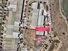 Development / Land commercial property for sale at 212 Proximity Drive Sunshine West VIC 3020