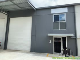 Factory, Warehouse & Industrial commercial property for lease at 3/37 Flinders Pde North Lakes QLD 4509