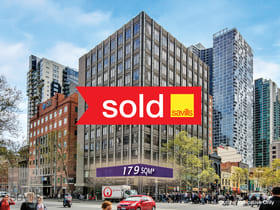 Offices commercial property sold at Suite 101, 620 Bourke Street Melbourne 3004 VIC 3004
