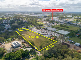 Development / Land commercial property for sale at Progress Road Wacol QLD 4076