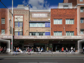 Hotel, Motel, Pub & Leisure commercial property for sale at 8-14 Broadway Chippendale NSW 2008