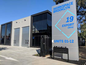 Offices commercial property for sale at Unit 17/19-21 Export Drive Brooklyn VIC 3012