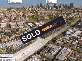 Retail commercial property sold at 15-33 Queens Parade Clifton Hill VIC 3068