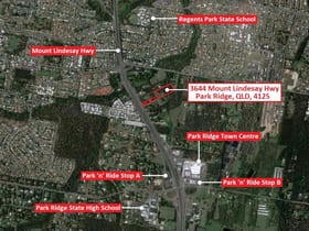 Development / Land commercial property for sale at .3644 Mount Lindesay Hwy Park Ridge QLD 4125