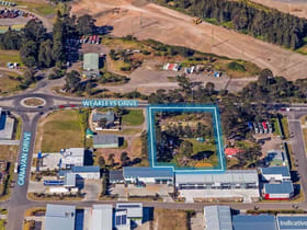 Factory, Warehouse & Industrial commercial property for sale at 96 Weakleys Drive Beresfield NSW 2322