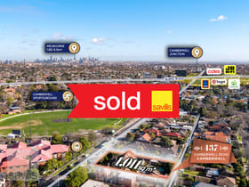 Development / Land commercial property sold at 437 Camberwell Road Camberwell VIC 3124