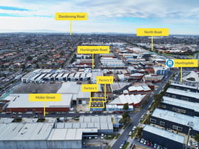Factory, Warehouse & Industrial commercial property sold at 1 & 2/4 Moller Street Oakleigh VIC 3166