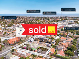 Development / Land commercial property sold at 447 Bay Street Brighton VIC 3186