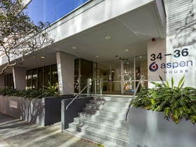 Offices commercial property sold at 34 - 36 Chandos Street St Leonards NSW 2065