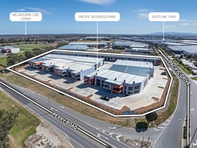 Factory, Warehouse & Industrial commercial property for sale at 1-49/84-100 Pacific Drive Keysborough VIC 3173