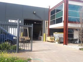 Industrial / Warehouse commercial property sold at 1/47-51 Rebecca Drive Ravenhall VIC 3023
