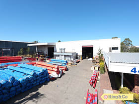 Factory, Warehouse & Industrial commercial property for lease at 44 Lysaght Street Acacia Ridge QLD 4110