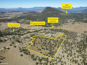 Development / Land commercial property for sale at 76-80 Duncan Drive Aratula QLD 4309