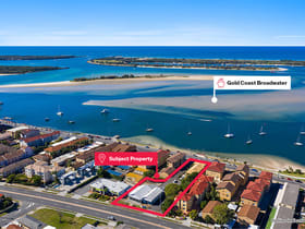 Development / Land commercial property for sale at 256 Marine Parade and 91-95 Frank Street Labrador QLD 4215