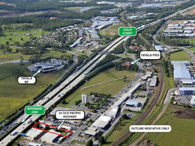 Factory, Warehouse & Industrial commercial property for sale at 24 Old Pacific Highway Yatala QLD 4207
